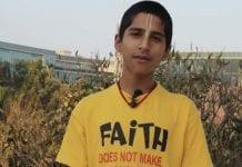 Astrólogo, jovem indiano previu coronavírus em agosto de 2019
